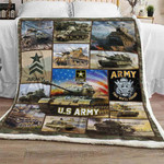 U.S. Army Tanks Sofa Throw Blanket