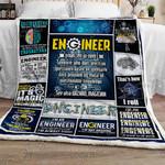 Engineer Sofa Throw Blanket