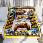 Sport ATV Four Wheelers Sofa Throw Blanket THB1240