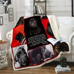 Pug I Love You Sofa Throw Blanket P230 PD