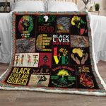 Black and Proud Sofa Throw Blanket TH705