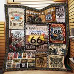 Route 66 The Mother Road Blanket