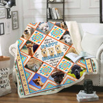 Alpaca Sofa Throw Blanket TH430