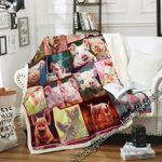 Pig Lovers Sofa Throw Blanket NH283