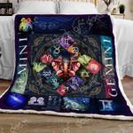 Gemini Sofa Throw Blanket N50