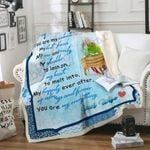 My Husband - You Are My Everything Sofa Throw Blanket SS154