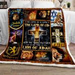 Lion Of Judah Sofa Throw Blanket