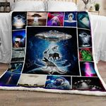 Animals In Space Sofa Throw Blanket NP192
