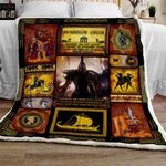 Warrior Greek Sofa Throw Blanket TT105