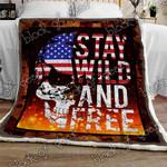Stay Wild Sofa Throw Blanket TT47