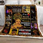 Phenomenal Black Woman Sofa Throw Blanket
