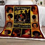 September Queen Sofa Throw Blanket NP206