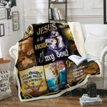 Jesus Is My Anchor Sofa Throw Blanket P409