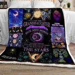 Granddaughter Of Sun And Moon Sofa Throw Blanket
