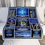 Paramedic I Own It Forever Sofa Throw Blanket