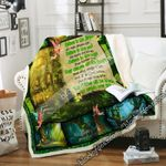 Believe In The Fairies Who Make Dreams Come True Sofa Throw Blanket NH292