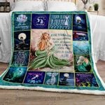 Queen Of The Ocean Sofa Throw Blanket NH117