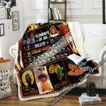 Elements Of An Educated February Queen Sofa Throw Blanket