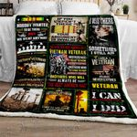 Vietnam Veterans Memorial Sofa Throw Blanket
