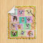 BullDog - Blanket R155