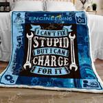 Engineer Sofa Throw Blanket N11