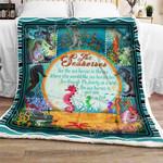 Cute Seahorses Sofa Throw Blanket CTN44
