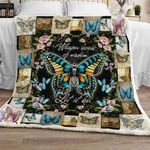 Butterfly Sofa Throw Blanket Th751