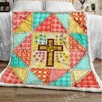 Jesus I Love You By Sign Language Sofa Throw Blanket DH449