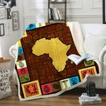 African culture Blanket TH433