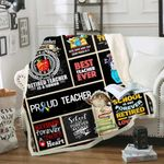 Teacher Sofa Throw Blanket Th575