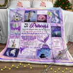 My Princess - Just Chase The Rainbow, Love, Grandma Sofa Throw Blanket