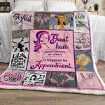 Proud Hairstylist Sofa Throw Blanket NH169