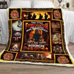 Firefighter Pride Sofa Throw Blanket