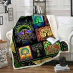 Tree Of Life Sofa Throw Blanket TH624