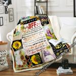 My Sunshine Best Friend Sofa Throw Blanket