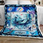 Children of the Ocean Sofa Throw Blanket NP108