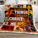 Basketball Sofa Throw Blanket NP150
