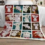 Cute Koala Sofa Throw Blanket NP145
