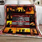 The Thin Red Line Blanket TH631