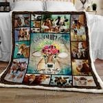 Home is where the herd is Sofa Throw Blanket TTL67