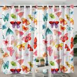 Brilliant Butterflies Curtains