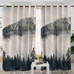 Sublime Mountain Curtains