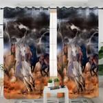 Wild Horses Curtains