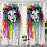 Colorblend Lion Curtains
