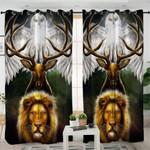 Trinity Animal Curtains