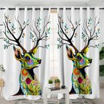 Stylize Root Antlers  Curtains
