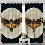 Moon Moth Curtains
