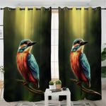 3D Swallow Curtains