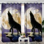 Lone Wolf & The Moon Curtains