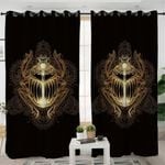 Bohemian Insect Curtains
